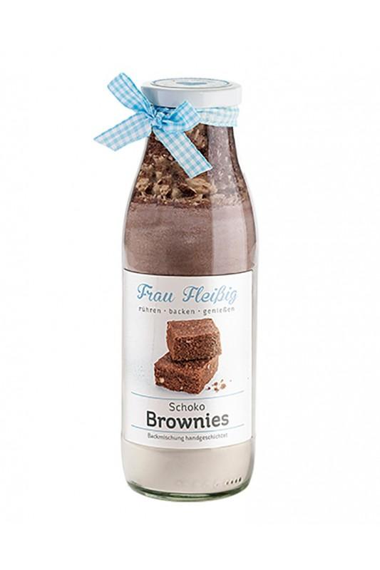 Schoko Brownies